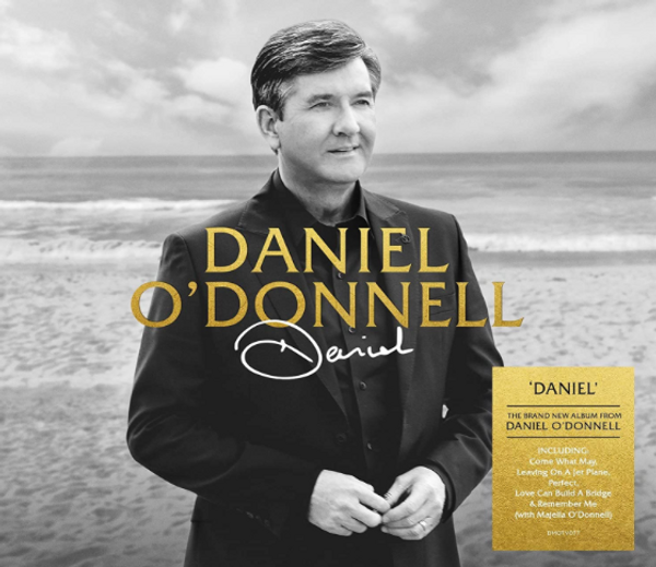 *NEW ALBUM* Daniel CD - Daniel O'Donnell US