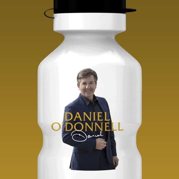 *New In* Daniel 'Signature' Water Bottle - Daniel O'Donnell US