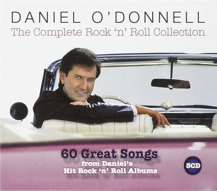 The Complete Rock 'n' Roll Collection (3CD Box set) - Daniel O'Donnell US