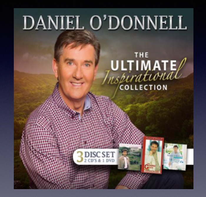 The Ultimate Inspirational Collection 2CD/1DVD - Daniel O'Donnell US