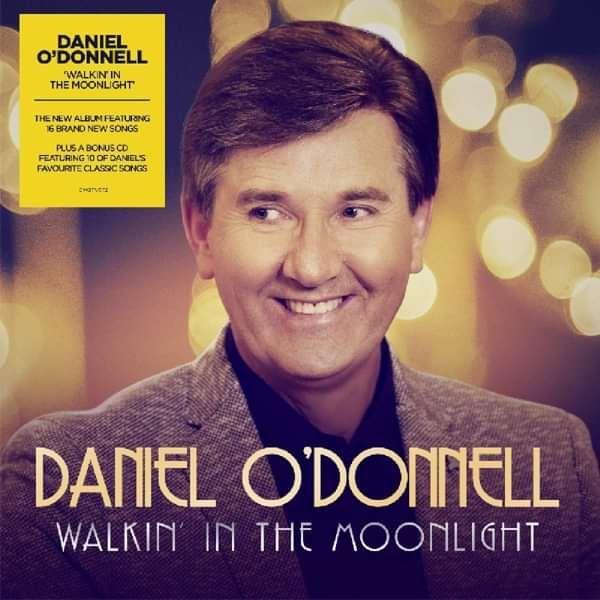 Walking in the Moonlight (CD) - Daniel O'Donnell US