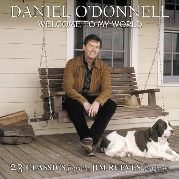 Welcome To My World (CD) - Daniel O'Donnell US