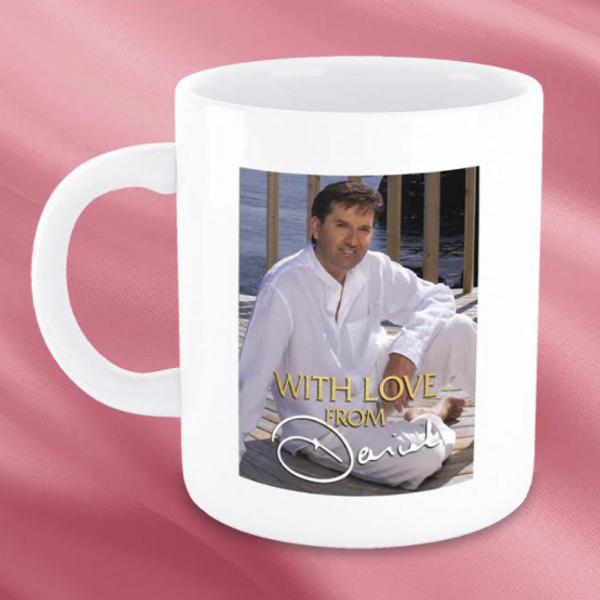 With Love From Daniel Mug - Daniel O'Donnell US