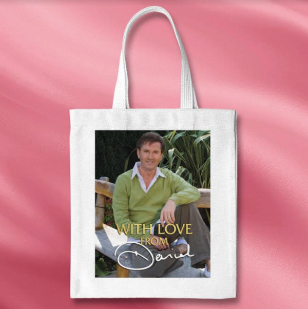 With Love From Daniel Tote Bag - Daniel O'Donnell US