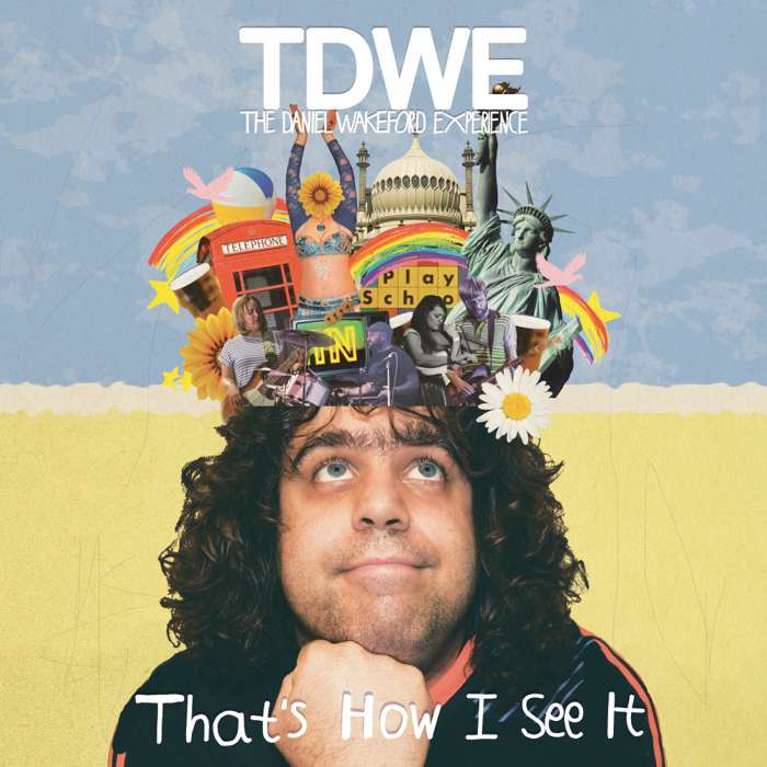 THAT'S HOW I SEE IT - CD - Daniel Wakeford