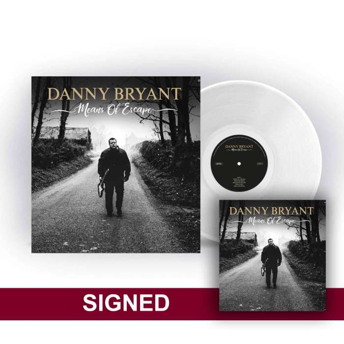CD & LP Bundle - Danny Bryant