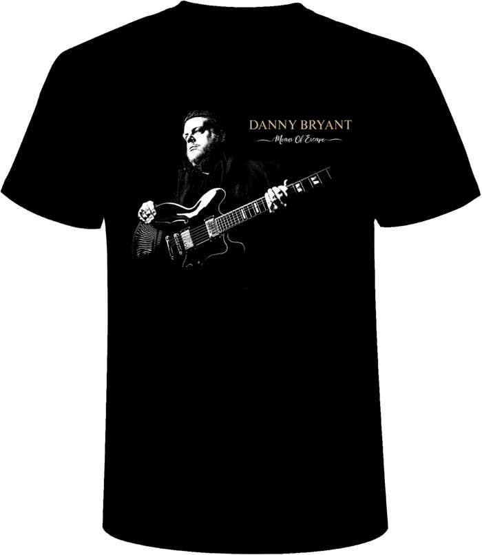 Means of Escape T-Shirt - Danny Bryant