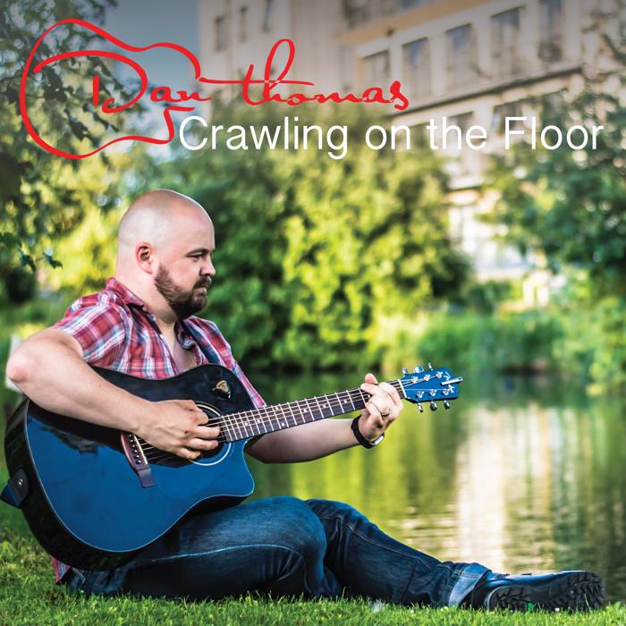 Crawling on the Floor (Physical Format CD with Bonus Tracks) - Dan Thomas