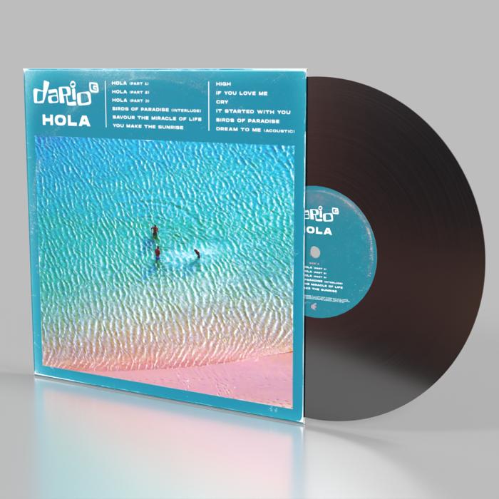"Hola (Signed 12"" Vinyl) - Dario G"