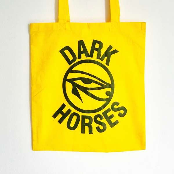Dark Horses tote bag - Dark Horses