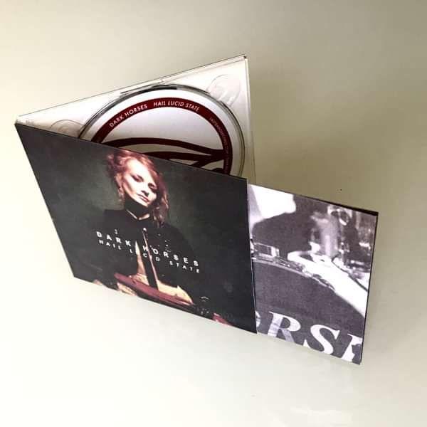 Hail Lucid State (CD) - Dark Horses
