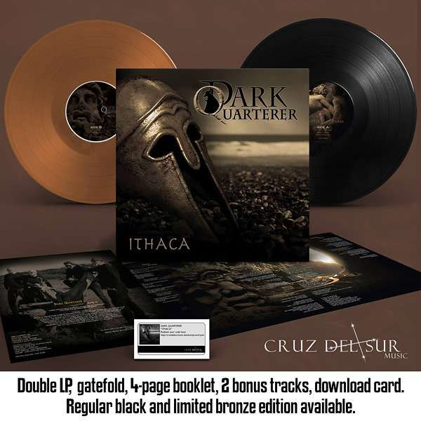 Ithaca (Vinyl edition - double LP) - DARK QUARTERER