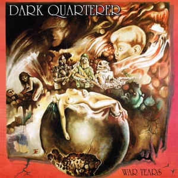 War Tears (vinyl) - DARK QUARTERER