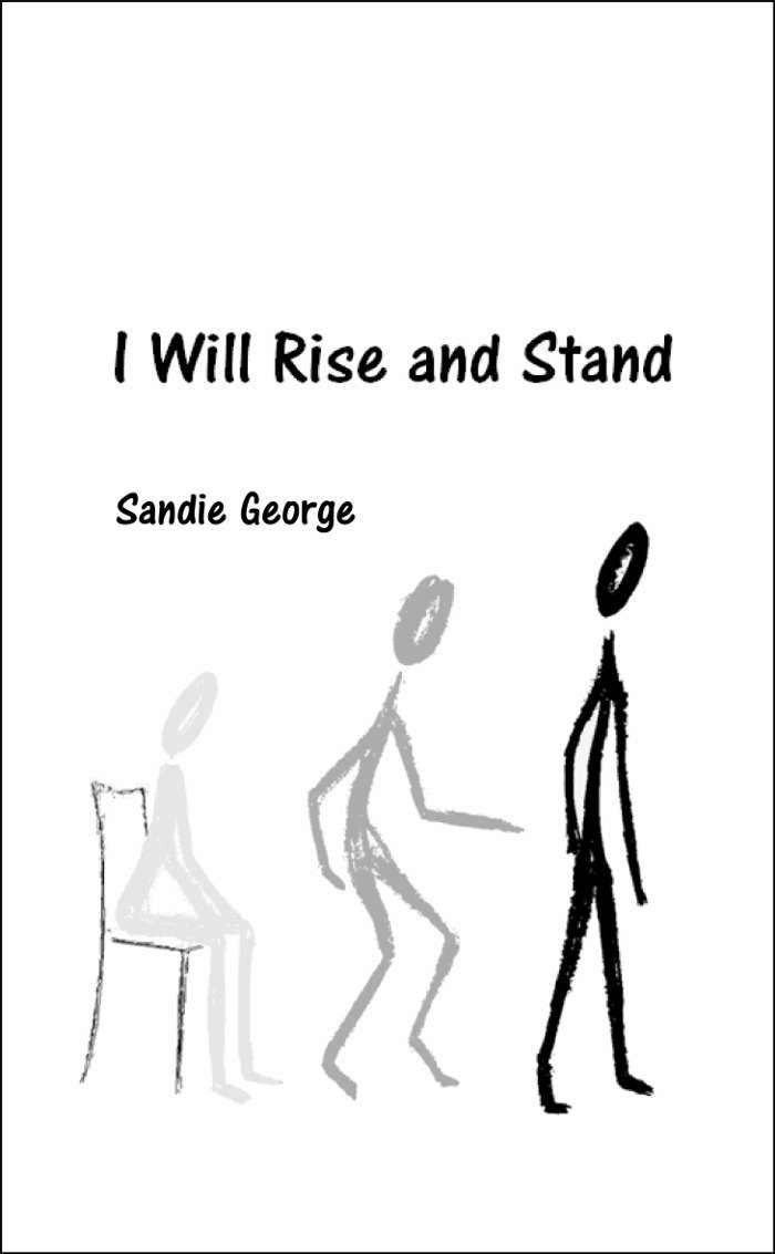 I Will Rise and Stand Book - Sandie George & Song - Dave Scott-Morgan - DAVE & MANDY
