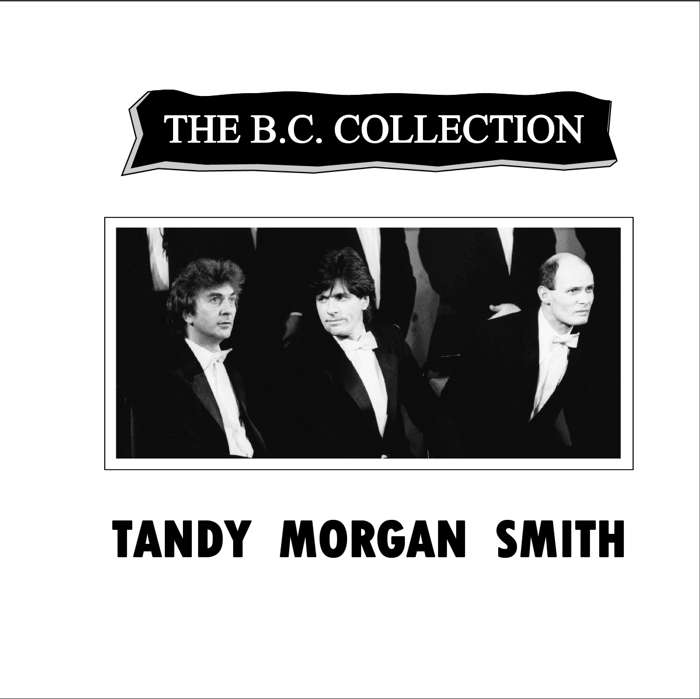 BC Collection CD - Dave Scott-Morgan