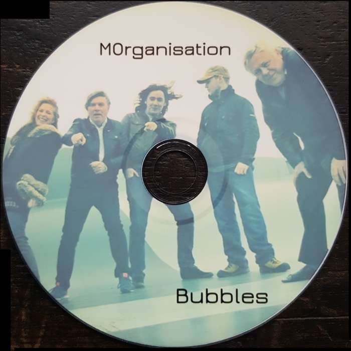 Bubbles album (Limited Copies) - Dave Scott-Morgan