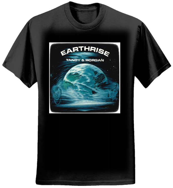 Earthrise Original T-shirt - Dave Scott-Morgan