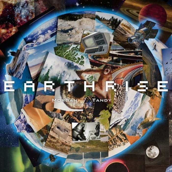 earthrise special edition CD - Dave Scott-Morgan