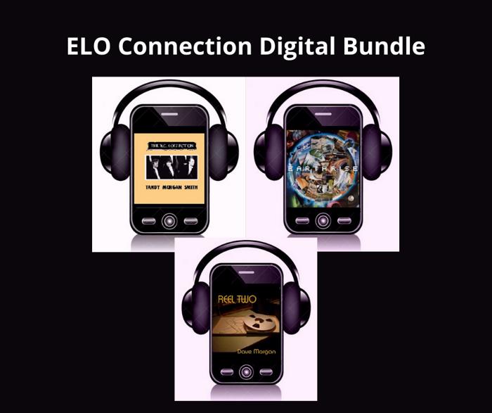 ELO Connection Digital albums - Dave Scott-Morgan