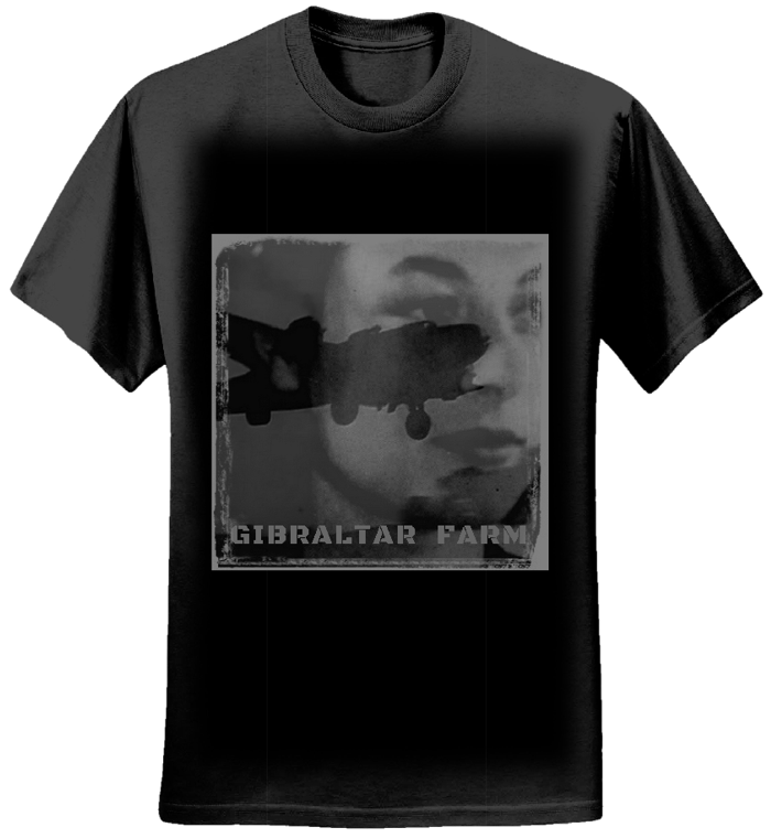 Gibraltar Farm T-shirt - Dave Scott-Morgan