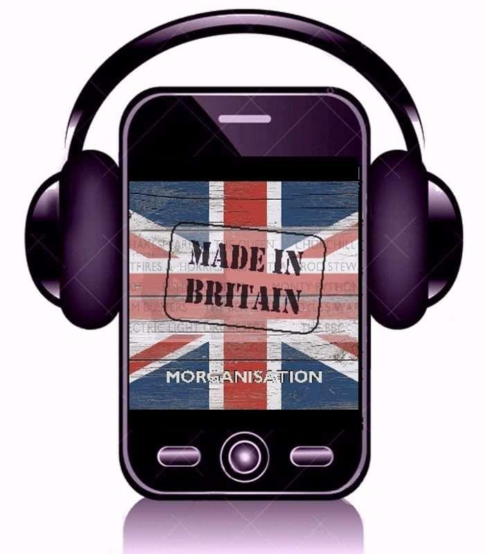 Made in Britain Digital - Dave Scott-Morgan