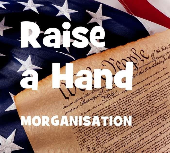 Raise a Hand - Dave Scott-Morgan