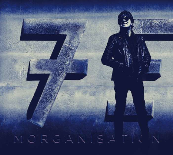Seven - Morganisation CD - Dave Scott-Morgan