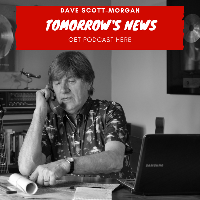Tandy Morgan Podcast - Dave Scott-Morgan