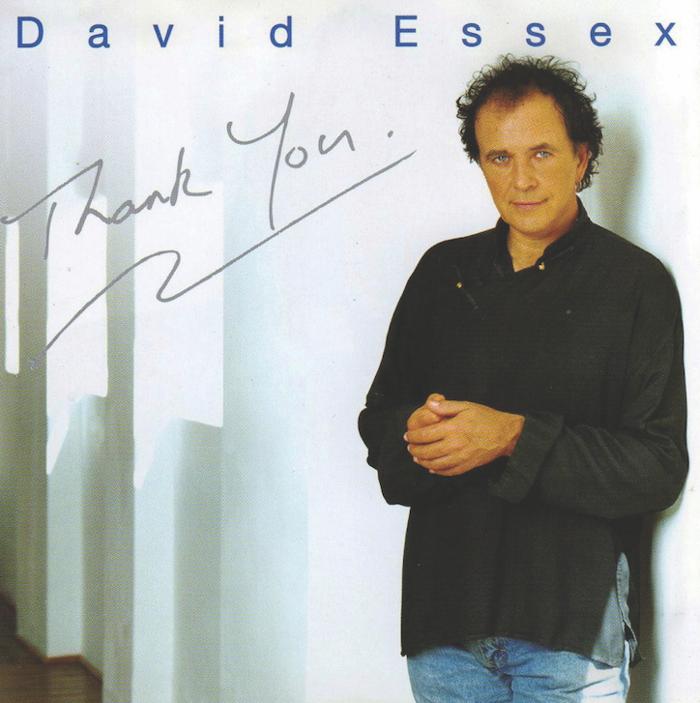 Thank You CD - David Essex