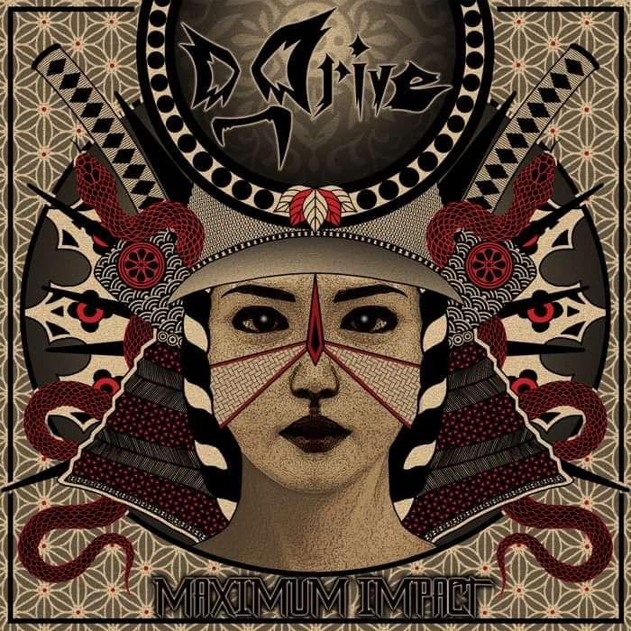 Maximum Impact (Limited Edition Vinyl) - D_Drive