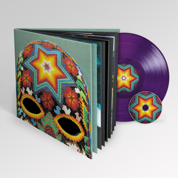 """Deluxe 12"""" LP, CD and Hardback Book - Dead Can Dance"""