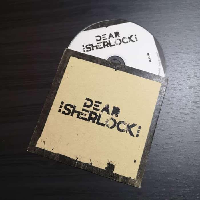 Dear Sherlock EP (2012) - CD - Dear Sherlock