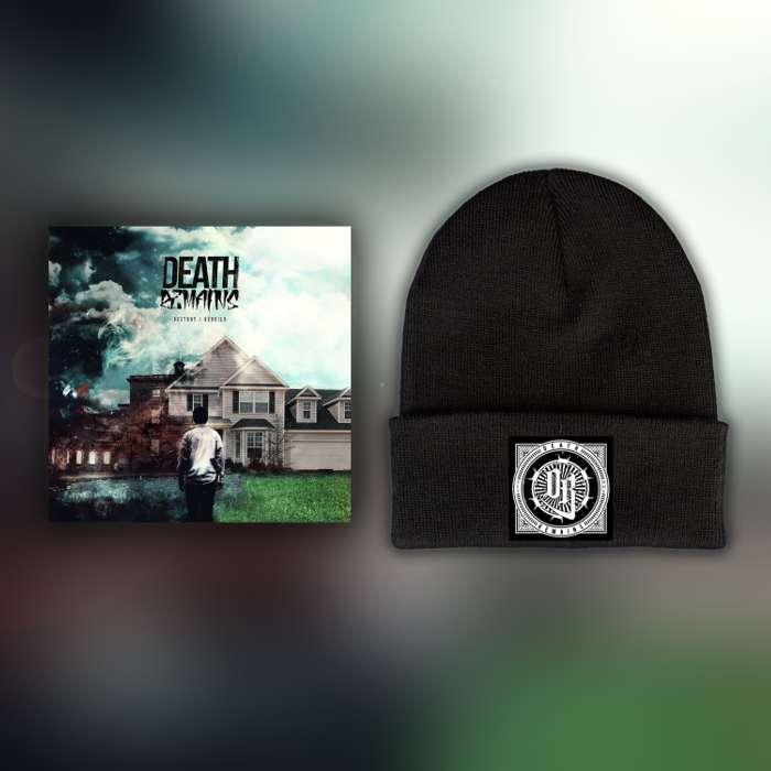 CD + Beanie Bundle - Death Remains