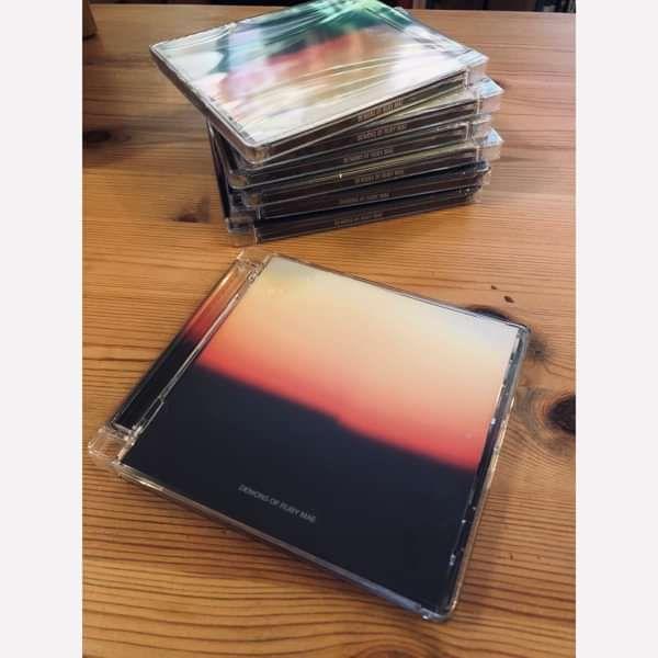 Demons of Ruby Mae Album - CD - Demons Of Ruby Mae