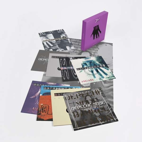 "Depeche Mode - Ultra Singles 12"" Boxset - Depeche Mode"