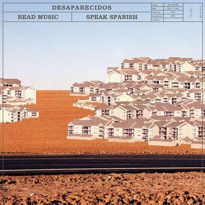 Read Music / Speak Spanish - Desaparecidos