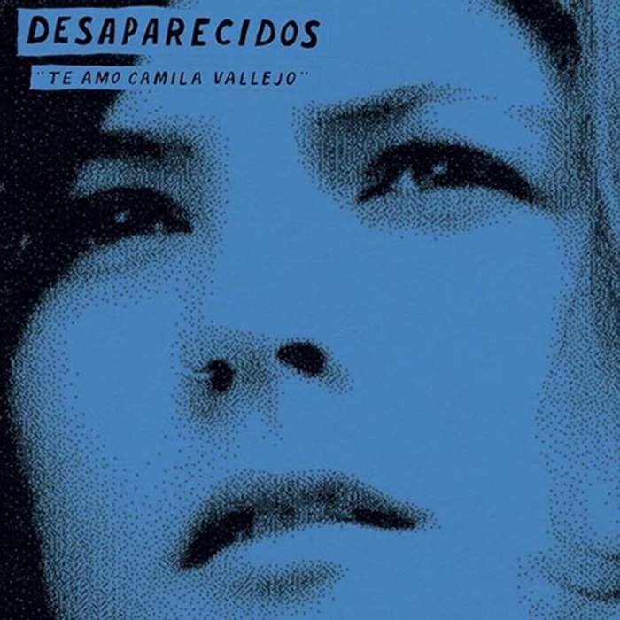 Te Amo Camila Vallejo / The Underground Man 7-inch - Desaparecidos