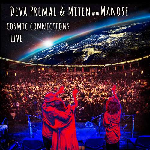 Cosmic Connections Live - CD - Deva Premal & Miten USD