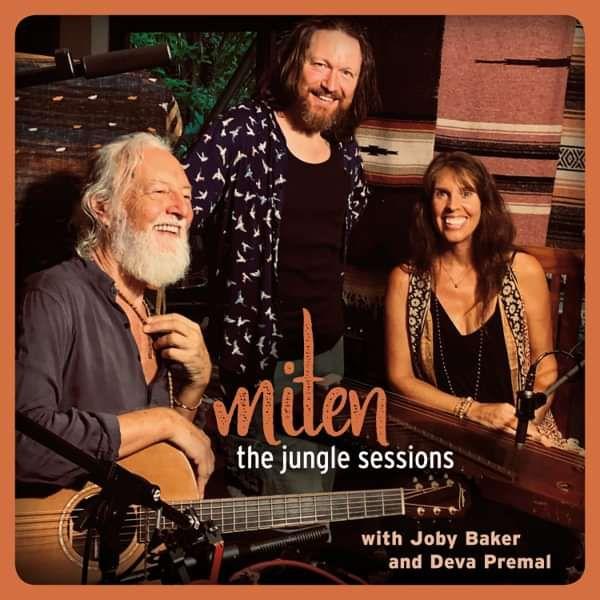 Miten - The Jungle Sessions - Digital - Deva Premal & Miten USD