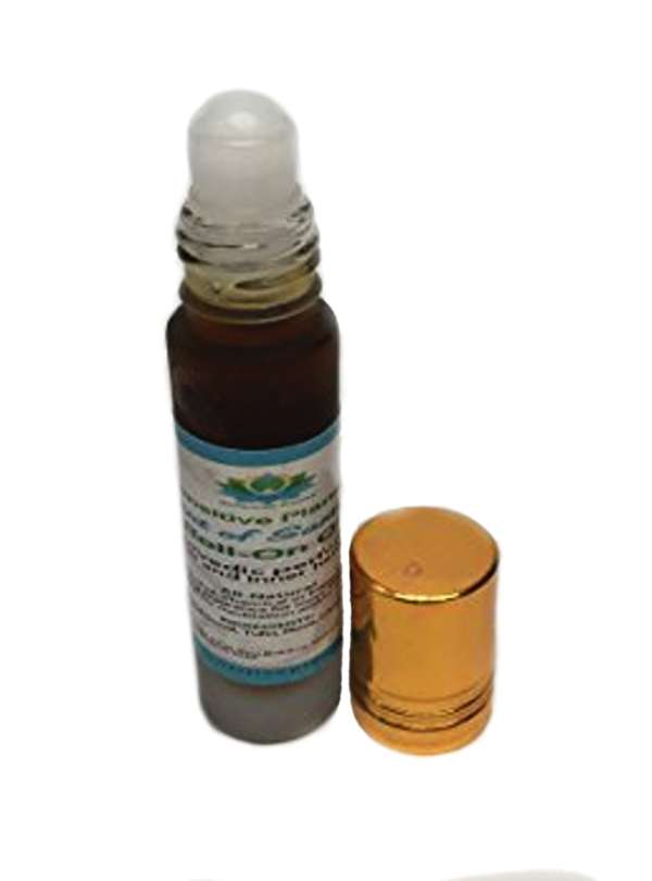 Scent of Samadhi Roll On - New Product - Deva Premal & Miten USD