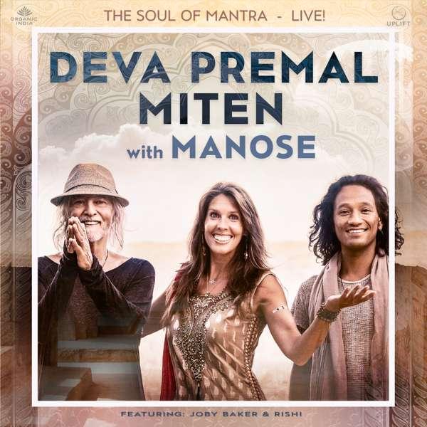 Deva Premal & Miten's Gayatri Festival with Manose and