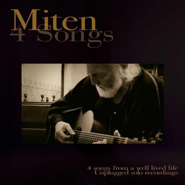 Miten 4 Songs - Digital - Deva Premal & Miten GBP