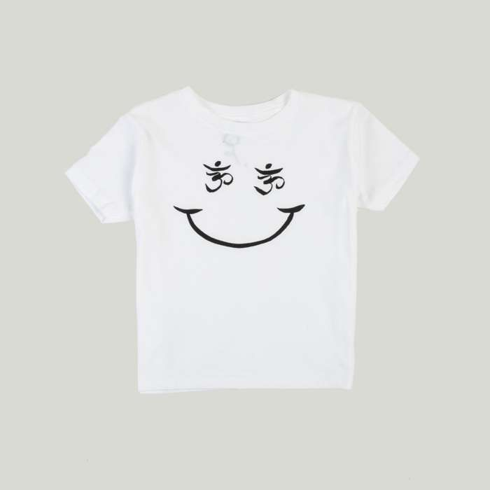 Baby and Toddler Smiley Face Shirt - Devendra Banhart