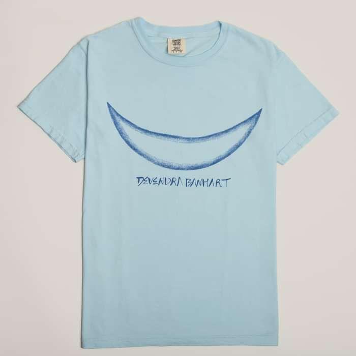 Blue Moon Shirt - Devendra Banhart