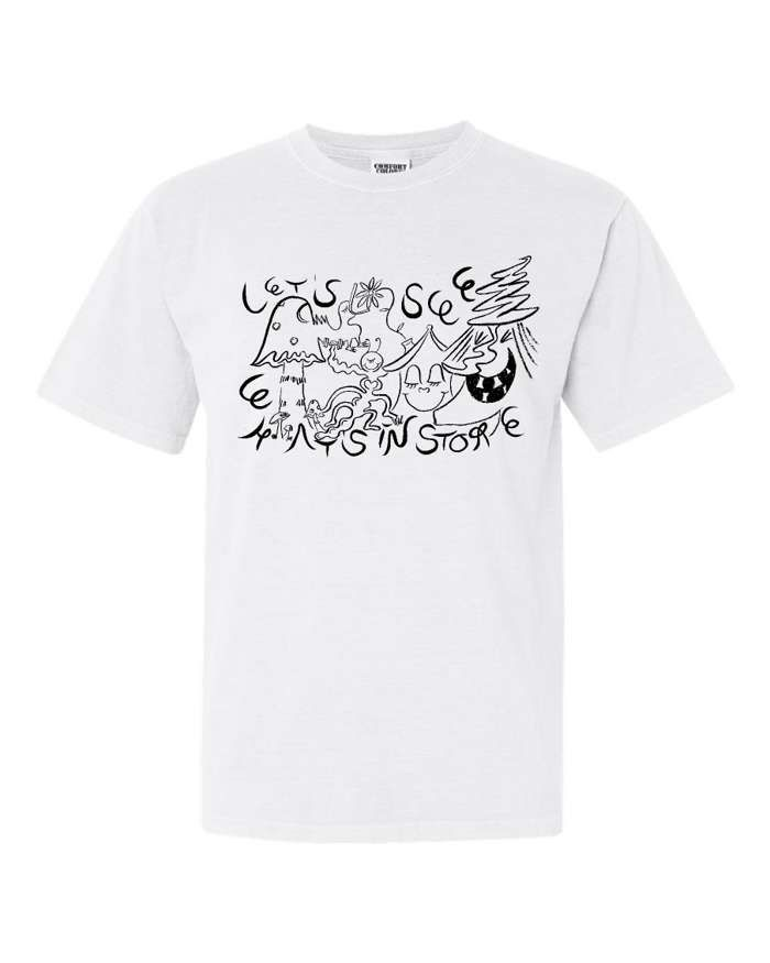 """""""Let's See"""" Shirt - 100% Proceeds to the Black Trans Travel Fund - Devendra Banhart"""
