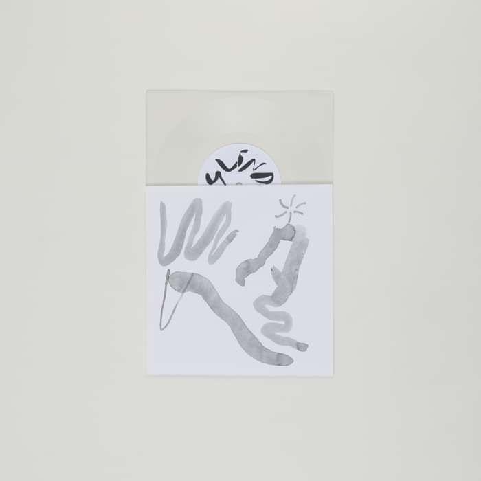 """Nils Frahm + Gigi Masin Remix: 8"""" Vinyl - Devendra Banhart"""