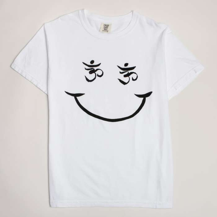 Smiley Face Shirt - Devendra Banhart