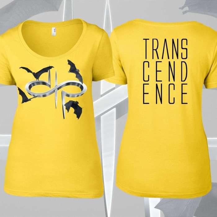 Devin Townsend Project - 'Bats' Tour Ladies Scoop Shirt - Devin Townsend US