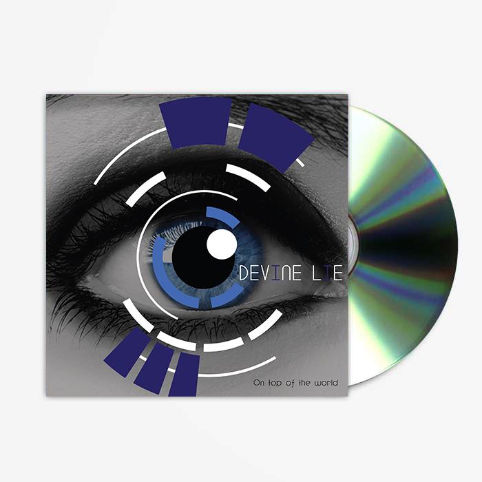 On Top Of The World CD Album - Devine Lie