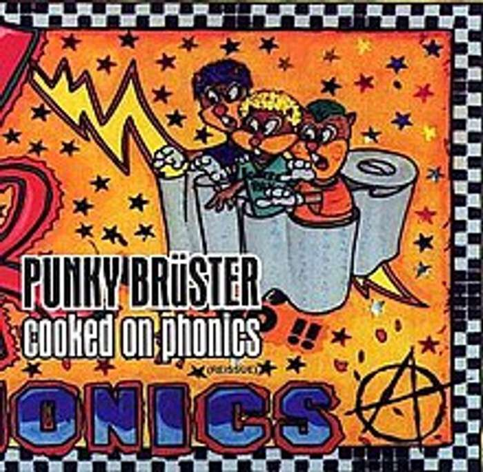 Punky Bruster - Cooked on Phonics - Devin Music